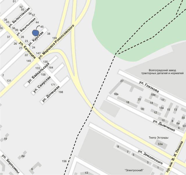 Shturman на карте